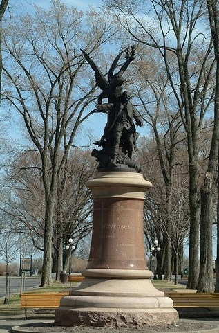 Monument de Montcalm