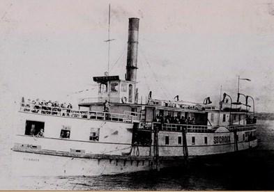 Bateau Ste-Croix