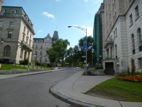 Complexe administratif. Photo : GrandQuebec.com