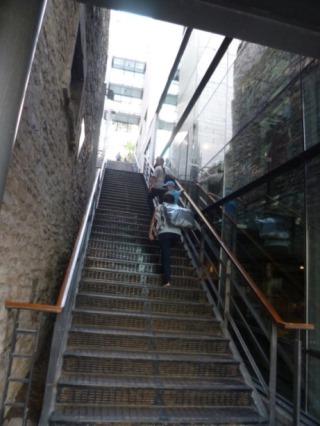 Escalier de Québec