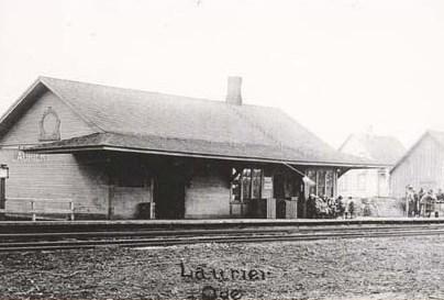 Gare de Laurier Station