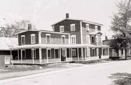 Hôtel Brown