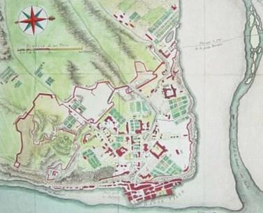 olan Québec 1757
