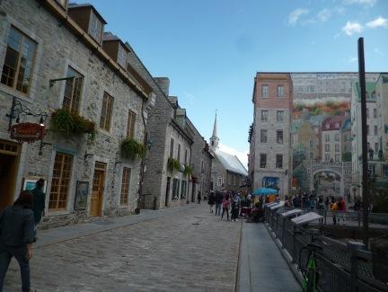 Rue Petit Champlain