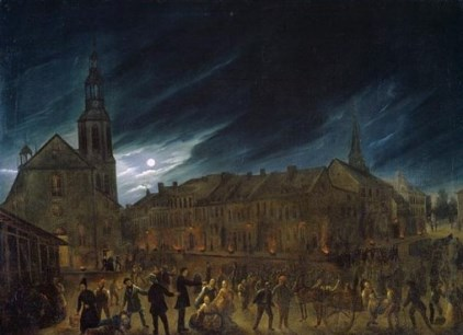 Choléra à Québec