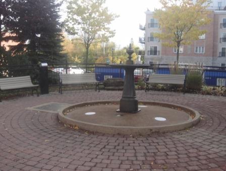 Fontaine de la rue St-Eustache