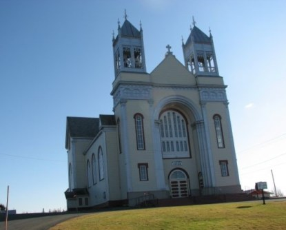 Église de St-Cyprien