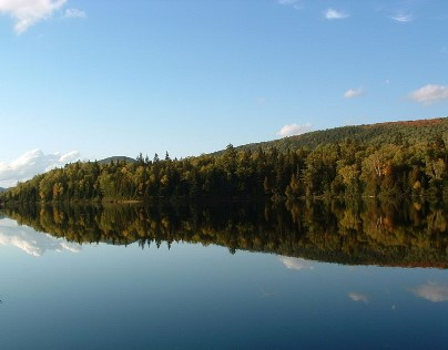 Lac des grandes baies nominingue peche