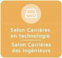 Salon Carrieres en technologie et des ingenieurs