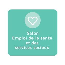 Salon Emploi de la sante et des services sociaux