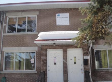 Maison des Jeunes de Laval