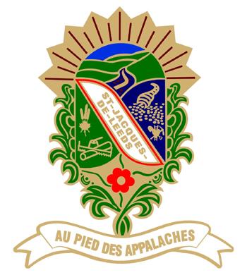 Armoiries de St-Jacques-de-Leeds