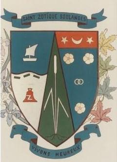 Armoiries de St-Zotique