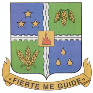 Armoiries de Ste-Hélène-de-Kamouraska