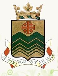 Armoiries de St-Cyrille-de-Lessard