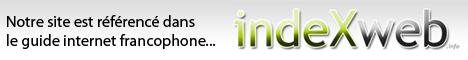 Découvrez le guide web indeXweb.info