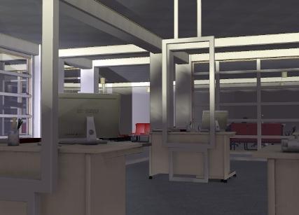 Bureau et ordinateurs