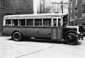 Autobus ancien