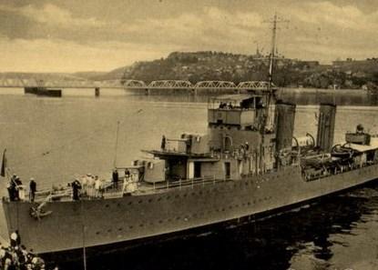 Croiseur Saguenay