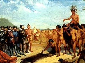 1535 Le deuxième voyage de Cartier au Canada
