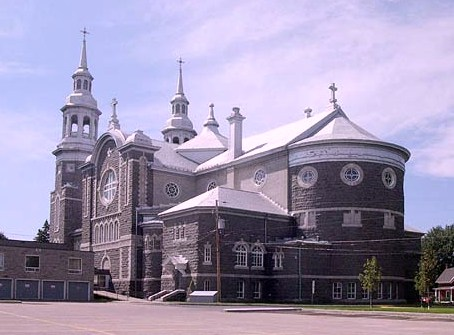 Église St-Antoine-de-Padoue de Louiseville