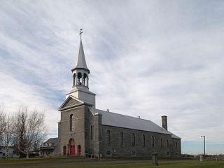 Église St-Paul-Île-aux-Noix