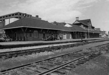 Gare de Sherbrooke