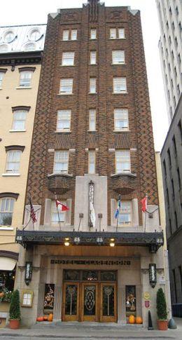 Hôtel Clarendon