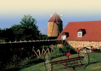 Moulin Isle aux coudres