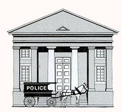 Logo musée police