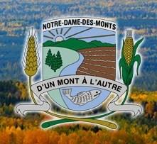 Armoiries De Notre Dame Des Monts Voyage Travers Le Qu Bec
