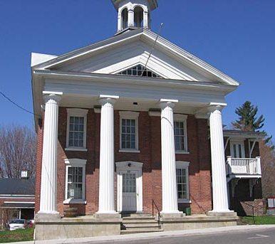 Palais de justice de Knowlton