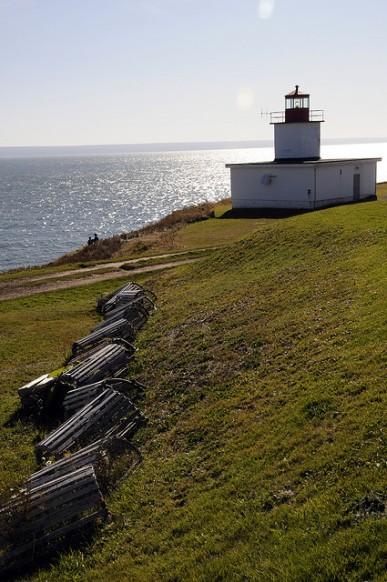 Phare de Peggys Cove. Photographie par GrandQuebec.com.