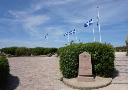 place du Québec à Saint-Malo