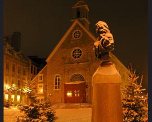 ville de Québec, Place royale