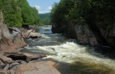 Rafting Rivière Rouge