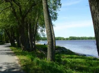 Rivière Saint-François.