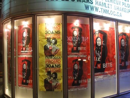 Théâtre du nouveau-monde