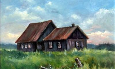 vielle maison