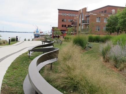 parc portuaire