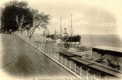 Havre de Trois-Rivières et boulevard Turcotte