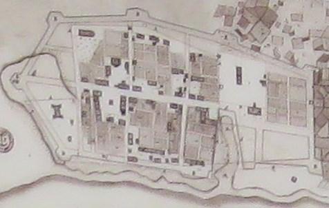 Fortifications de Trois-Rivières