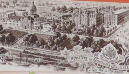 Monastère des religieuses ursulines