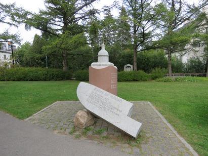 Monument aux Ursulines