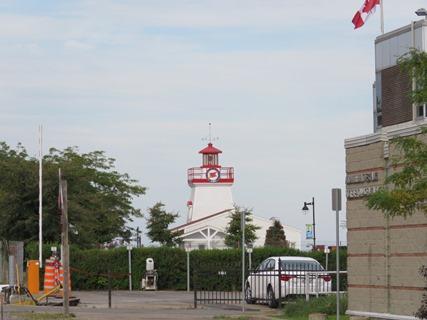 Phare du port de Trois-Rivières