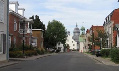 Rue des Ursulines de Trois-Rivières