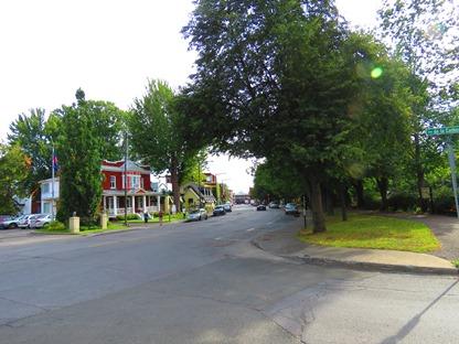 rue Hart à Trois-Rivières