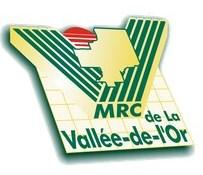 Ancien logo de la MRC de Vallée-de-l'Or