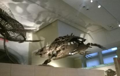 créatures préhistoriques