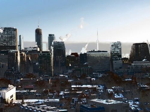 Toronto en janvier